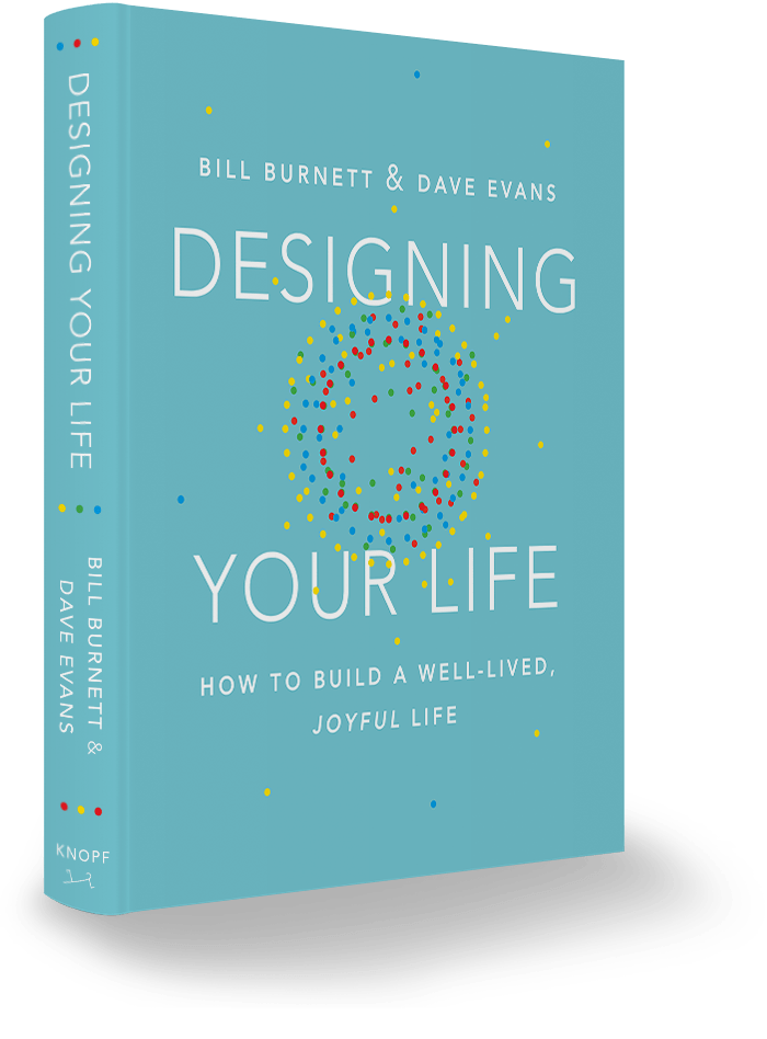 bookcover Designing Your Life