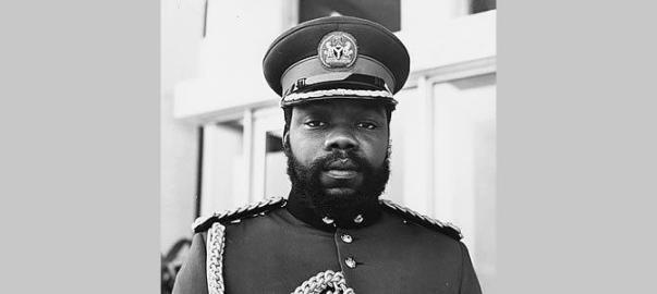Nigerian civil war history and timeline