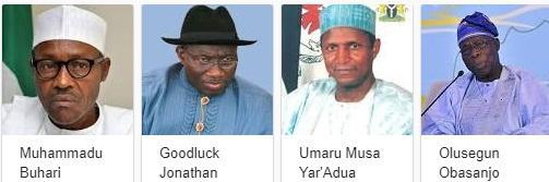 Nigeria president salary and allowances