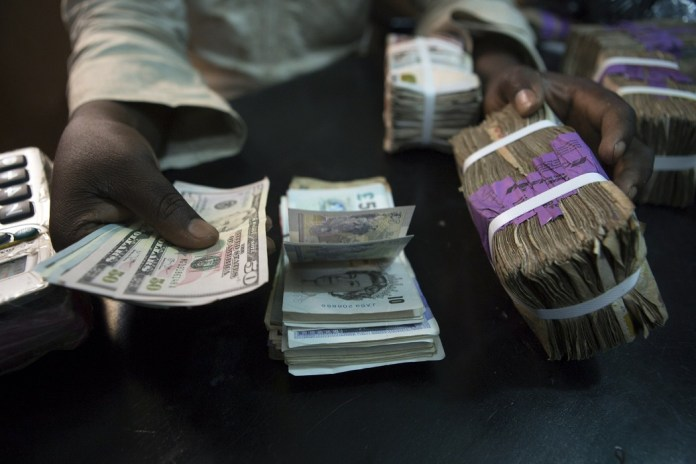 Dollar To Naira Exchange Rate Today 1 October 2021 (Black Market Rate)