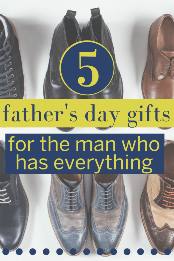 Need help finding the best Father's Day gifts for the dad who has everything? This gift guide has Father's Day gift ideas sure to make him smile! #fathersday #fathersdaygiftideas #fathersdaygifts #giftguide #fathersdaygiftguide #bestgiftsfordad #dadgifts #giftsonabudget #uniquegifts #uniquegiftideas
