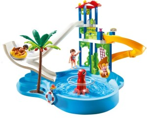 Summer Fun Water Park Playset