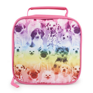 The childrens place animal lunch tote