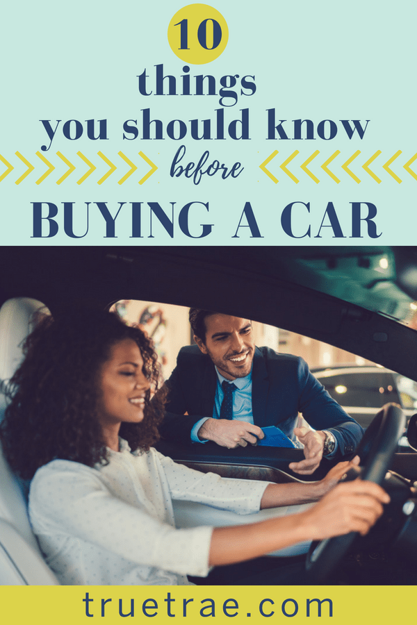 Buying a car can be scary, unless you're armed with the right info! Here are 10 tips and strategies for buying a new or used car.