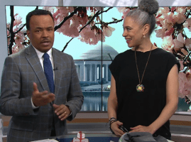 Trae Bodge on Good Morning Washington