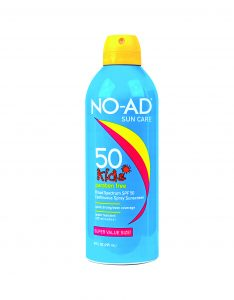 No-AD Kids SPF is affordable