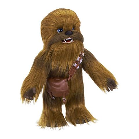 FurReal Friends Star Wars Ultimate Copilot Chewie Interactive and Munchin' Rex