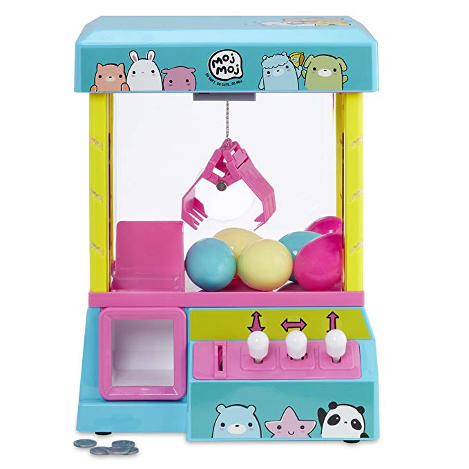 Moj Moj The Original Claw Machine Playset