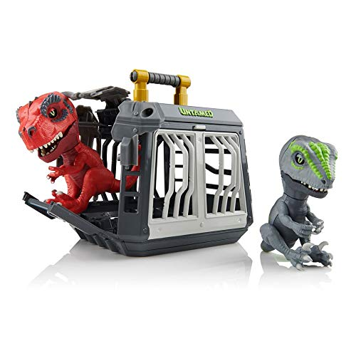 WowWee Fingerlings Untamed Jail Break Playset
