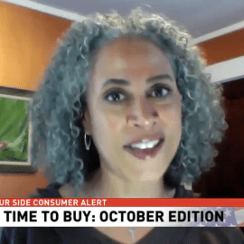 Best Time to buy October