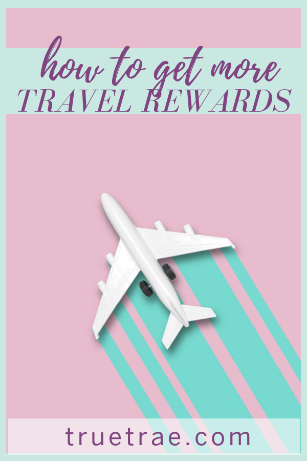Learn how to get more travel rewards with your cash back credit cards. It's the best way to save money on travel for the holidays! #travel #traveltips #travelhack #cashback #travelrewards #creditcard