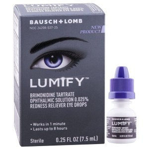 lumify eye drops