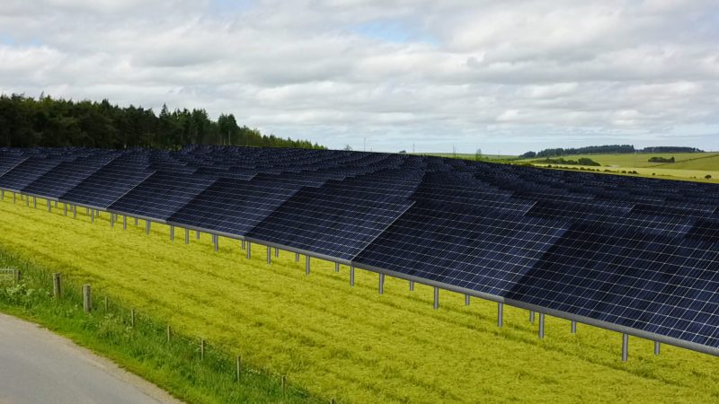Visual Impact of Solar Farms