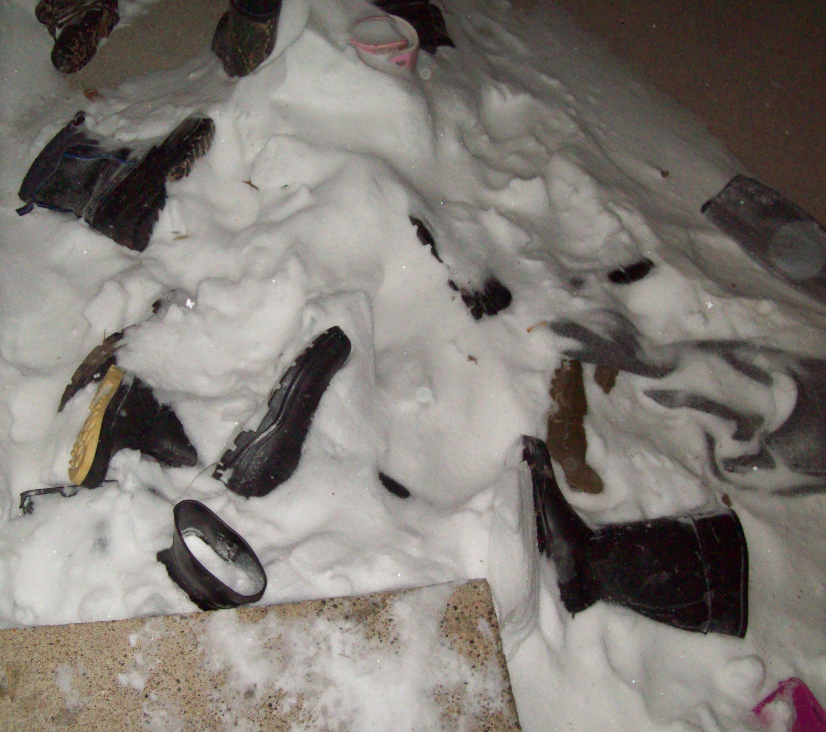 Chore Boot Snowdrift