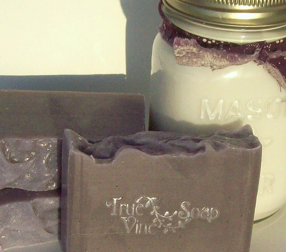 Lavender & Goatmilk Soap