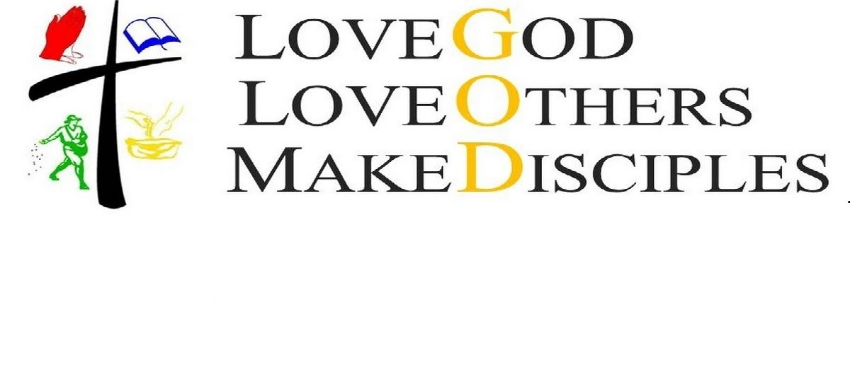 Love God make Disciples