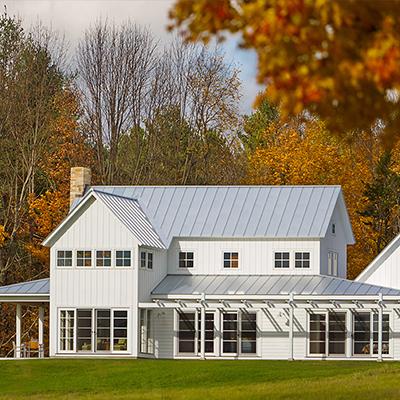Contemporary Farmhouse TruexCullins Architecture