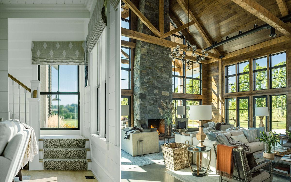 Moxie Hill Farm TruexCullins Architecture Interior Design