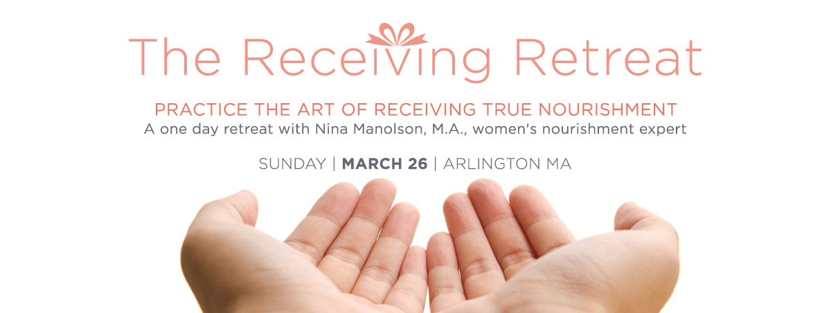 Receiving Retreat - Nina Manolson