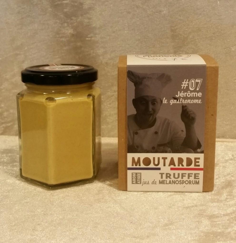Moutarde au jus de Truffe noire
