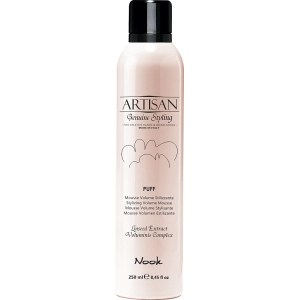 ARTISAN Puff Stylizing Volume Mousse - Пена для объема