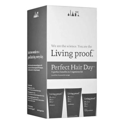 Living Proof Perfect Hair Day (PhD) Travel Kit - Дорожный набор для комплексного ухода