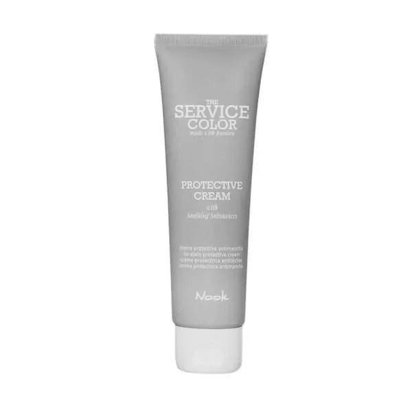 Nook Service Color Protective Cream - Крем-барьер для защиты кожи при окрашивании волос