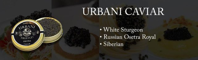 urbani caviar product