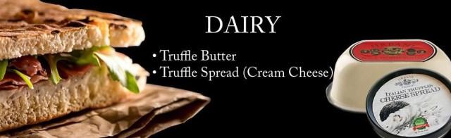 urbani truffle butter and spread cream