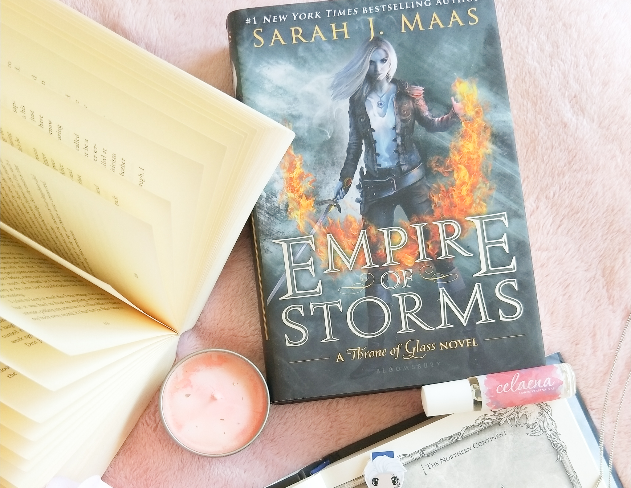 Empire of Storms Book Mini-Review