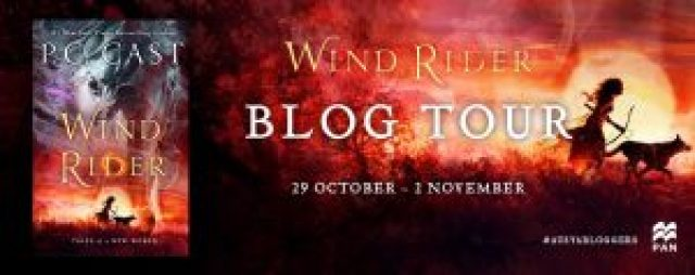 blog tour banner wind rider 1 300x119 - Author Interview: A Chat With P.C Cast