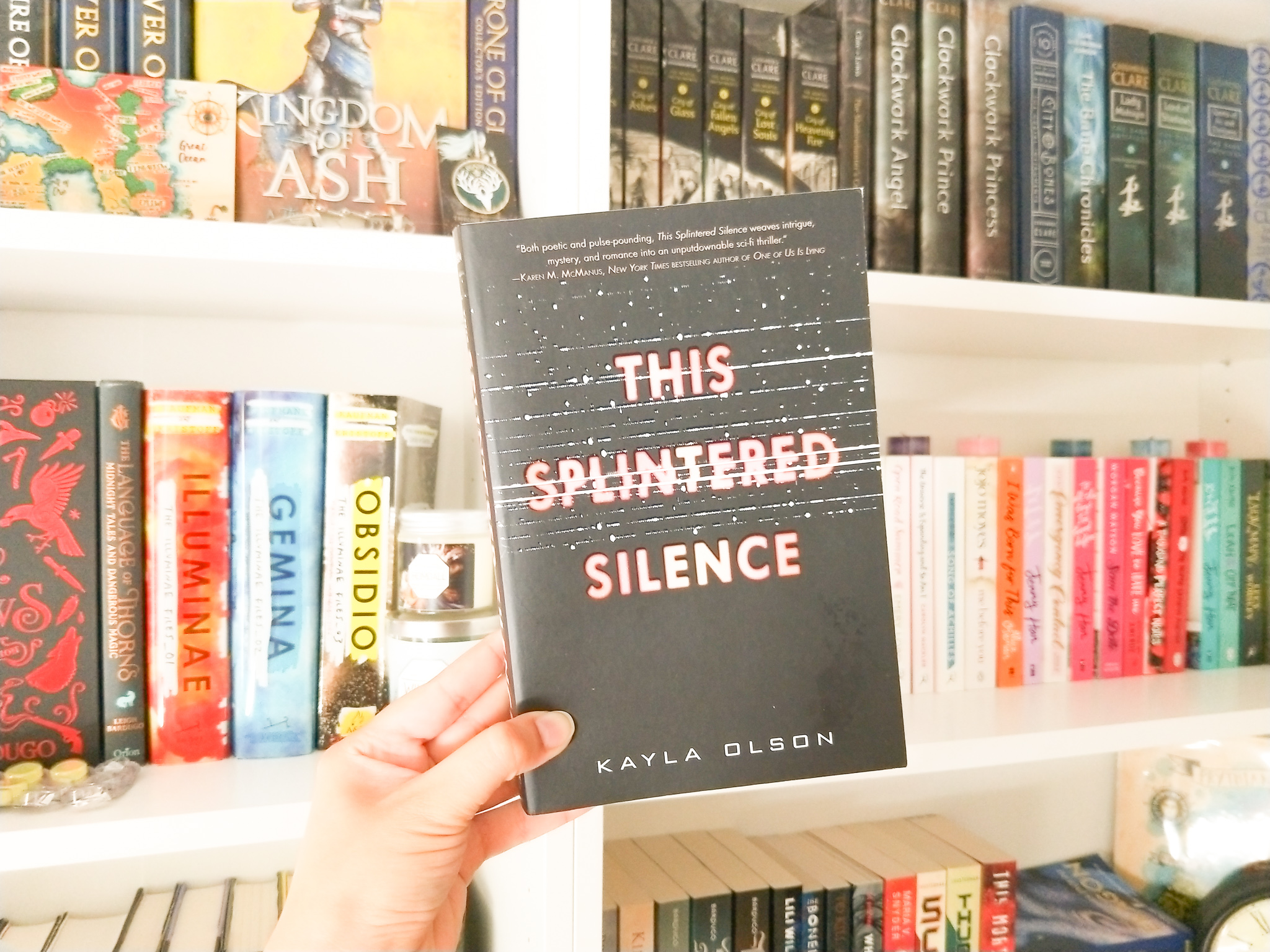 This Splintered Silence Book Review