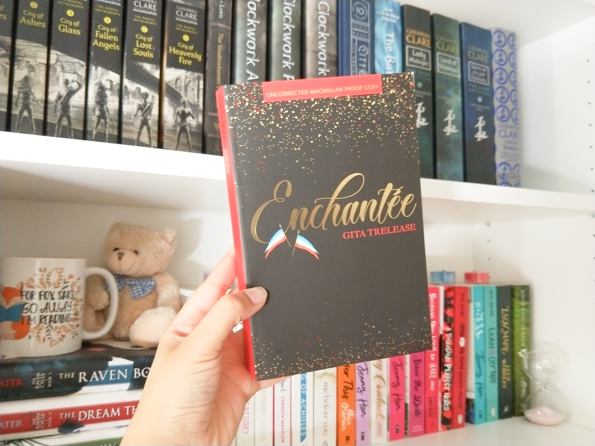 Enchantée Book Review