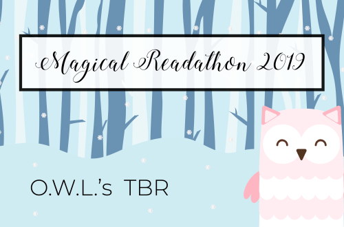 owlstbr - O.W.L.'s Magical Readathon 2019 TBR