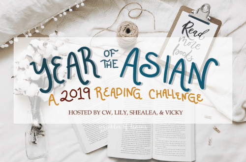 yarc header - Better Late Than Never // The Year of the Asian Reading Challenge 2019