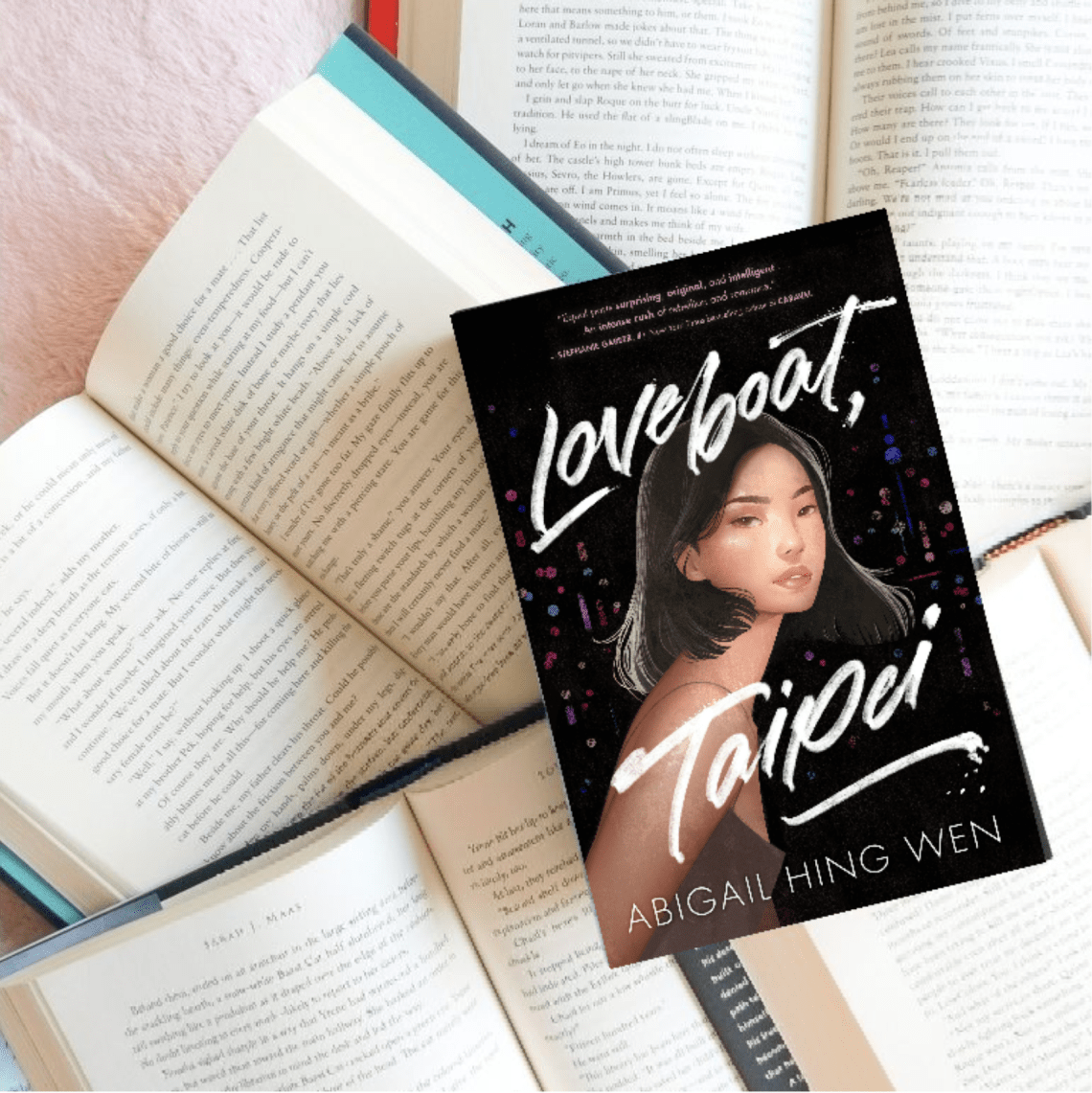 loveboat1 - Loveboat, Taipei Book Review
