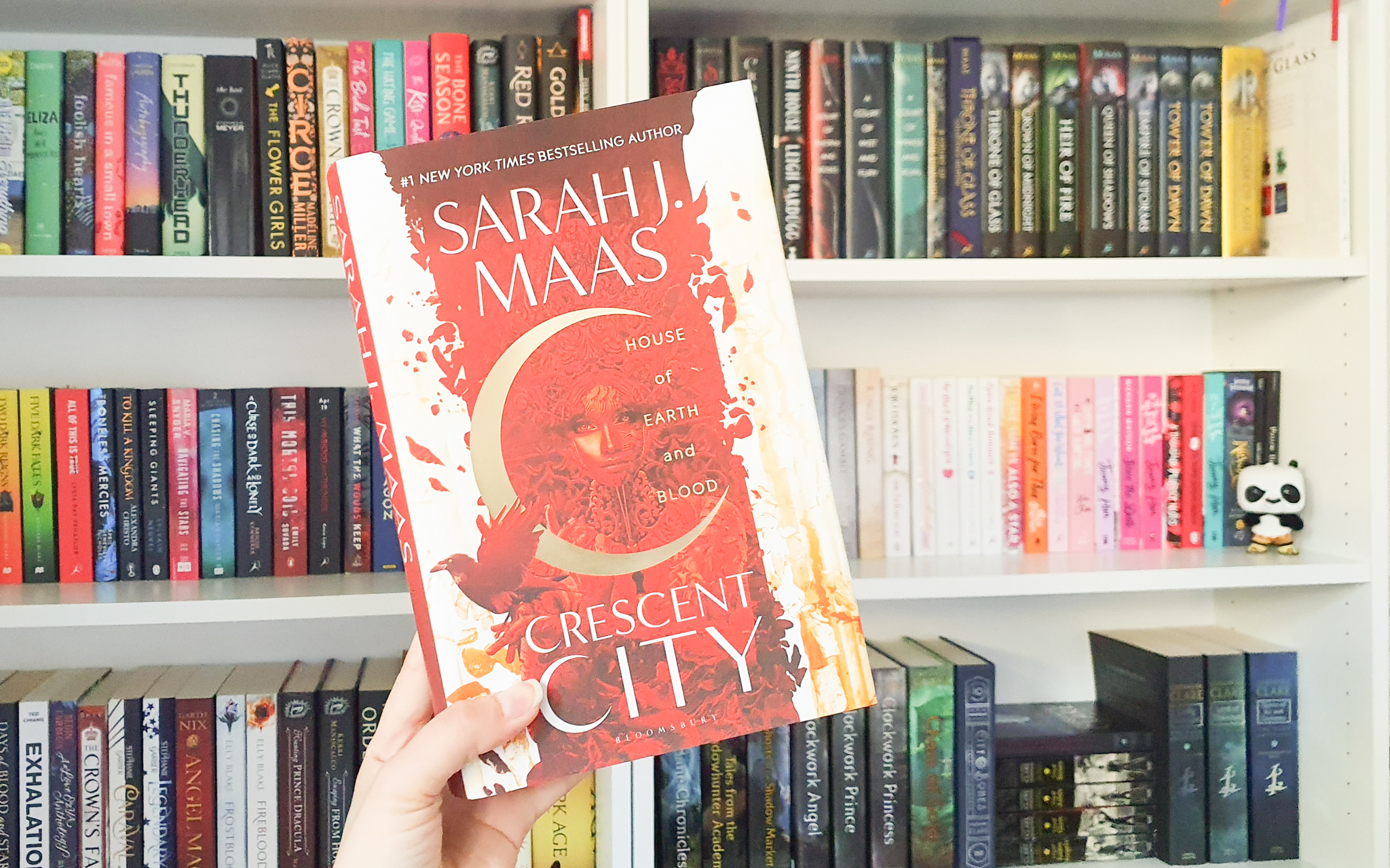 Crescent City: House of Earth & Blood Book Review + Fan Art Finds
