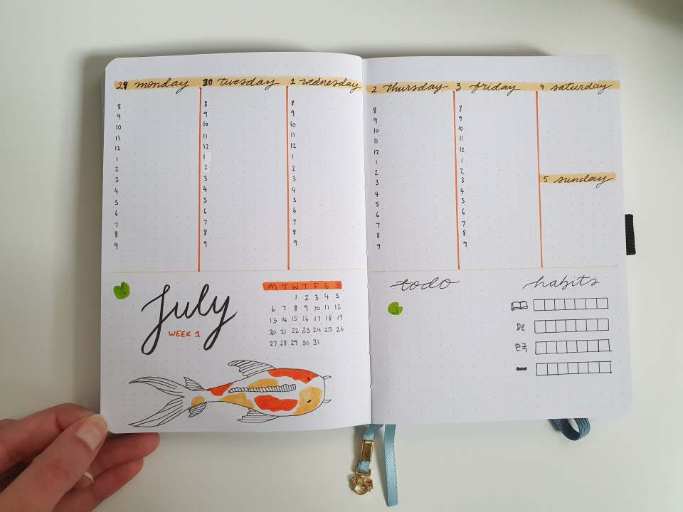 105614277 313082006378871 8543291480269603273 n 1024x768 - Plan With Me | New Bookish Bullet Journal & July 2020 Spreads!