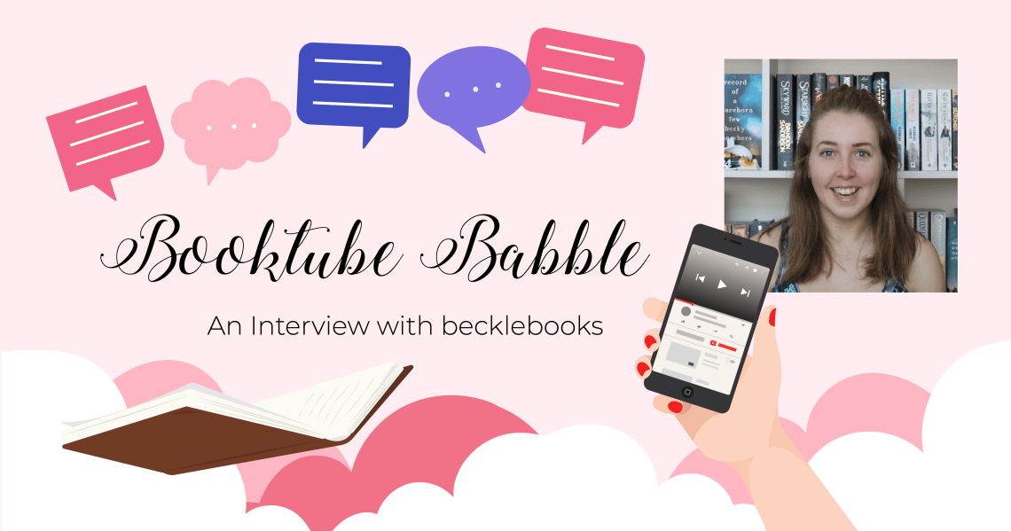 beckle - BookTube Babble: An Interview With BeckleBooks