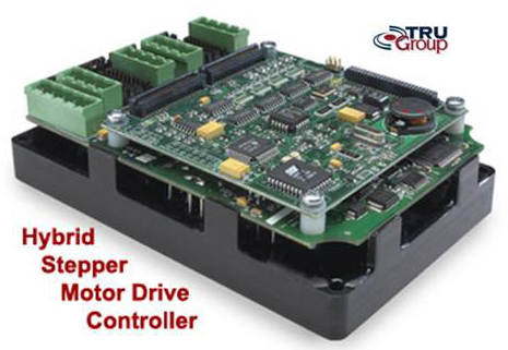 stepper motor drive with encoder feedback. Black Bedroom Furniture Sets. Home Design Ideas