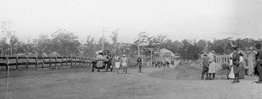 Truii data visualisation, analysis and management Marathon race on Gympie Road Kedron 1908-crop