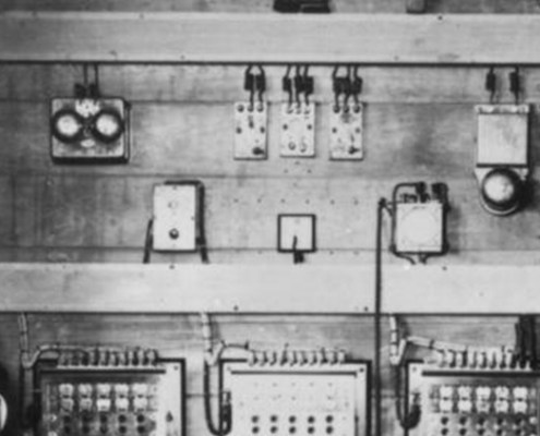 Truii data visualization, analysis and management feature image Operators at the telephone exchange in the post office Pittsworth ca. 1910