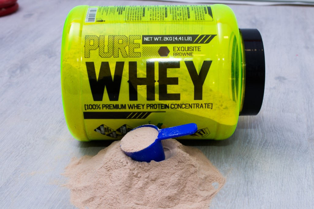 How To Take Whey Protein Depending On Your Goal