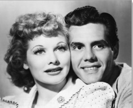 Image result for lucille ball and desi arnaz