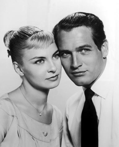 Slikovni rezultat za joanne woodward and paul newman