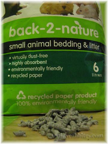 Softer Pelleted Recycled Paper