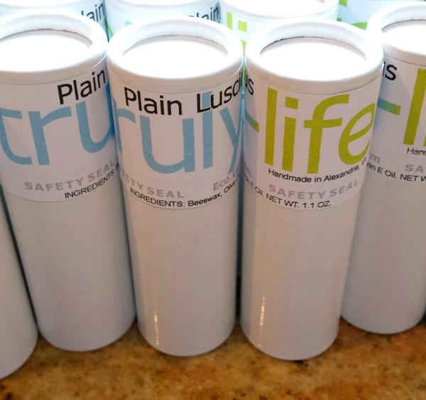 Eco Lip Balm tubes