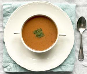 tomato bisque recipe, best tomato soup