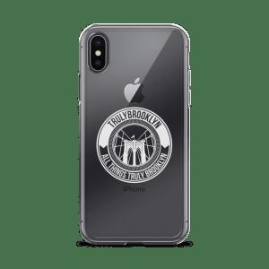 TrulyBrooklyn iPhone Case