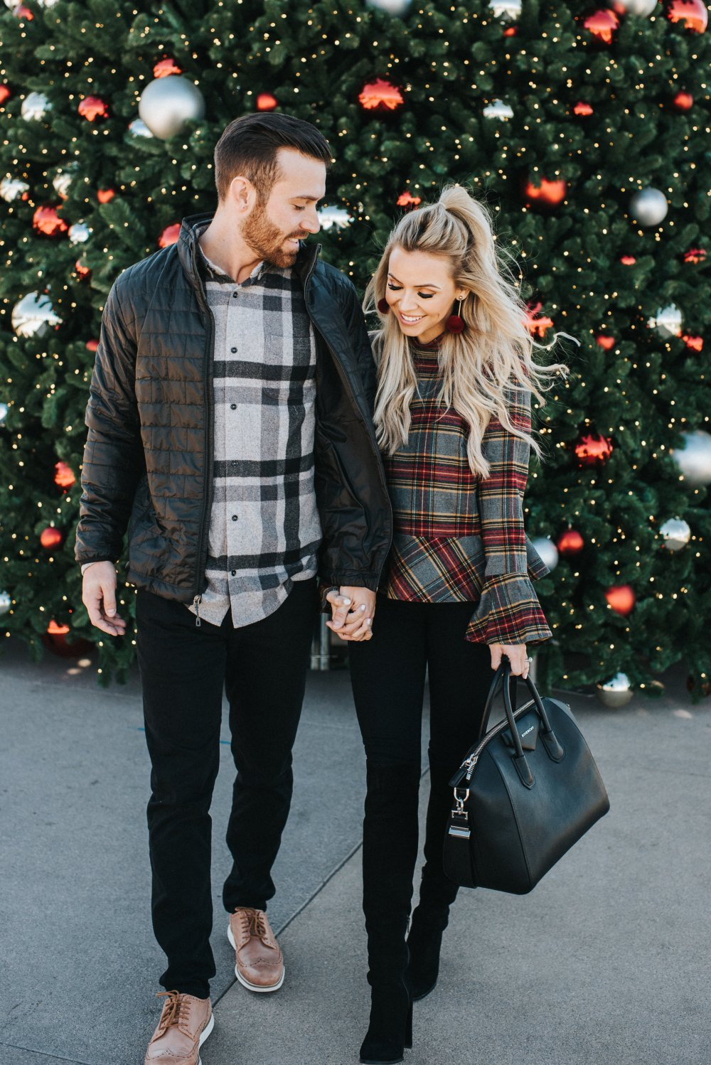 Holiday looks for couples! Plus gift ideas for guys
